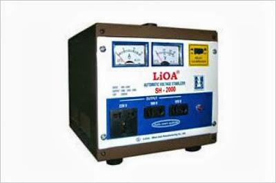 Ổn áp Lioa 2KVa SH 2000
