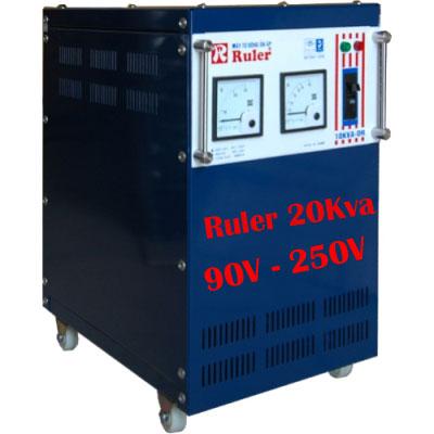 Ổn áp Ruler 20Kva 90V - 250V