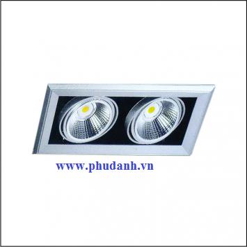 Đèn downlight âm trần Paragon OLT215L30