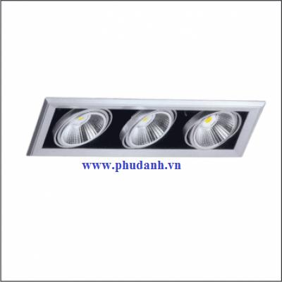 Đèn downlight âm trần Paragon OLT315L45