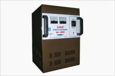 Ổn áp lioa 20KVA SH20000