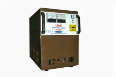 Ổn áp lioa 7.5 KVA SH7500