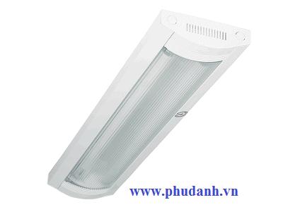 Máng Đèn Lắp Nổi Chóa Nhựa PCFA218L20