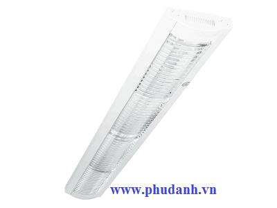 Máng Đèn Lắp Nổi Chóa Nhựa PCFB218L20