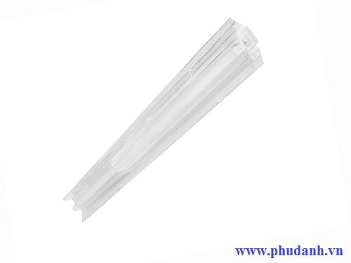 Máng Đèn Có Vòm Phản Quang Paragon PIFC136L18