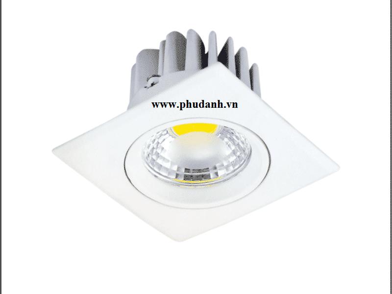 Đèn downlight âm trần Paragon PRDGG90L5