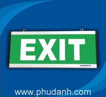 Đèn Exit Paragon PEXF23SC