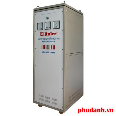 Ổn áp Ruler 30Kva dải điện áp 150V - 250V